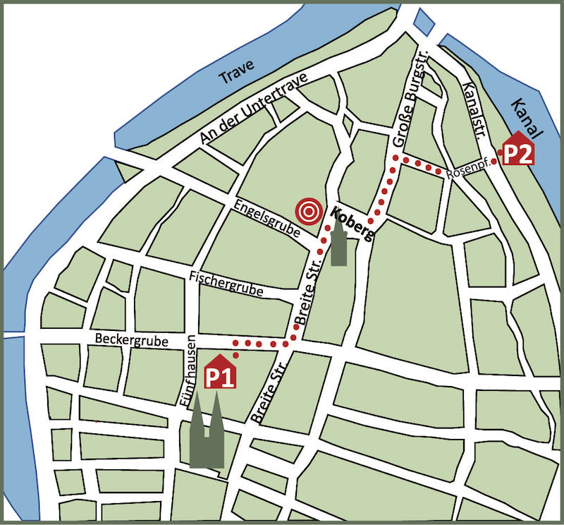 Dermatologie Bodendorf – Lübeck Innenstadt Parkmöglichkeiten